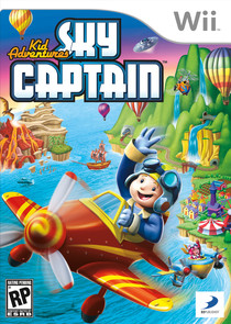 Kid Adventures: Sky Captain Box Art