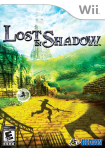 Lost in Shadow Box Art