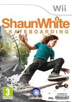 Shaun White Skateboarding Box Art