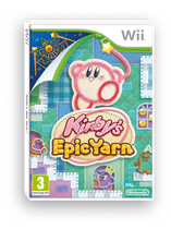 Yarn Kirby Box Art