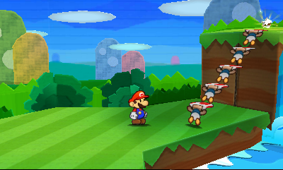 I Initially Was Planning To Skip The Game But My Brief Time With Paper Mario Sticker Star Made A Believer Out Of Me Thought Had Seen Every Idea