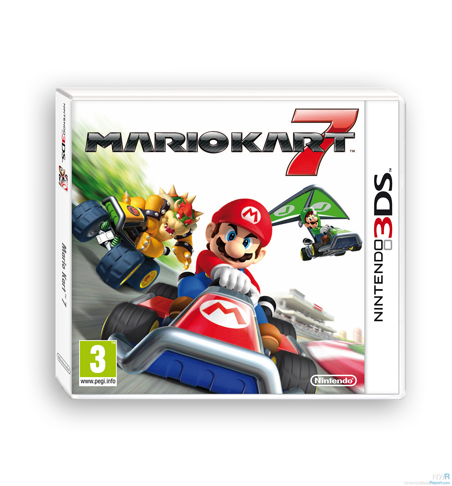 mario kart 7 review review nintendo world report. Black Bedroom Furniture Sets. Home Design Ideas