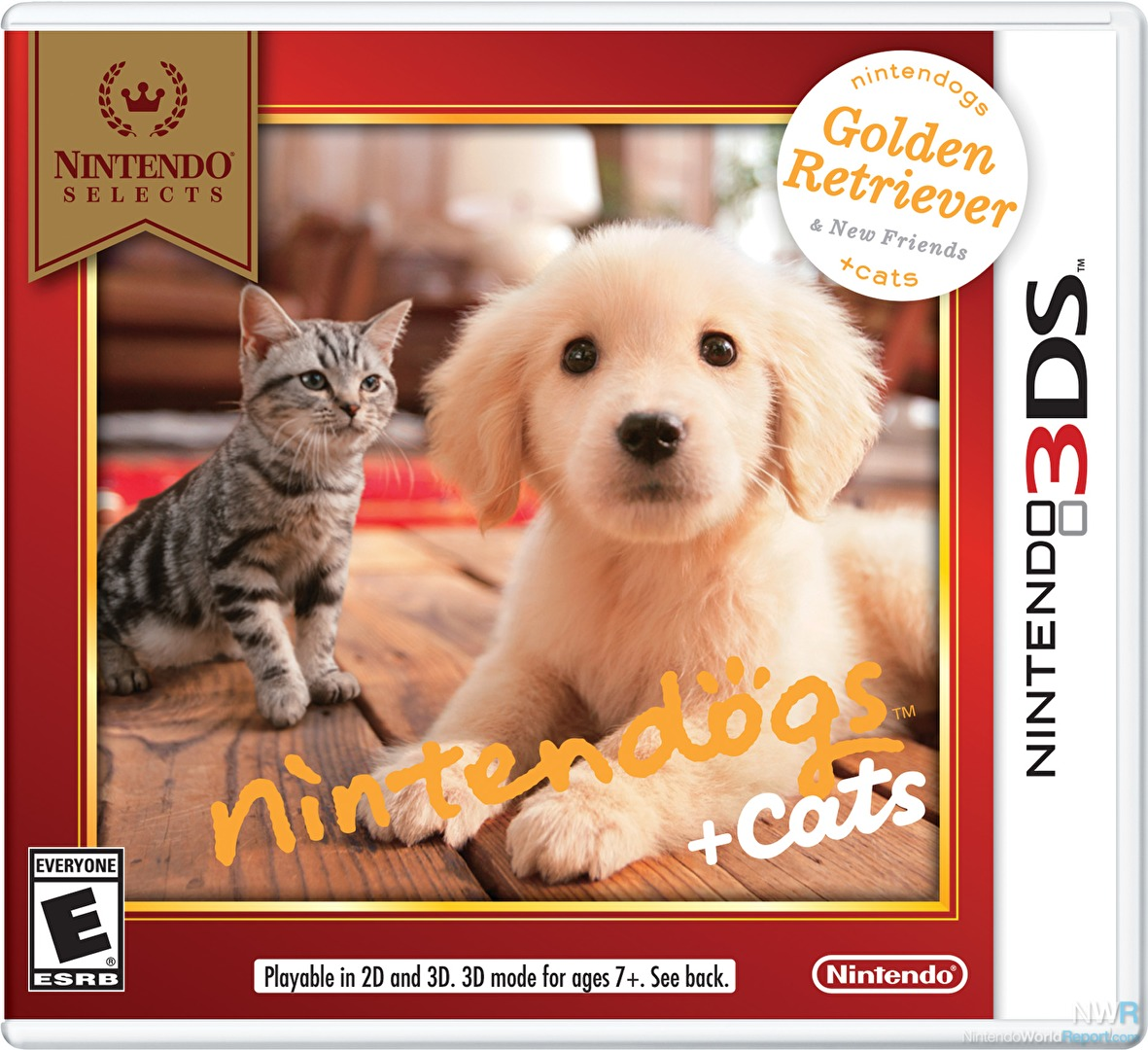 Nintendogs Cats Chat