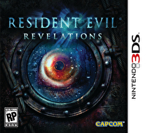 Biohazard: Revelations Box Art