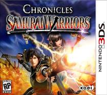 Samurai Warriors Chronicles Box Art