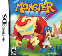 Monster Tale Box Art