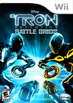 Tron: Evolution - Battle Grids Box Art