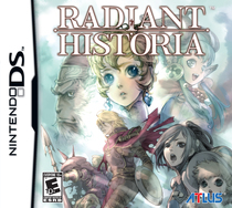 Radiant Historia Box Art