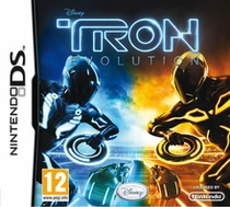 TRON: Evolution DS Box Art