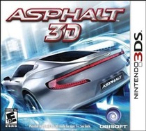 Asphalt 3D Box Art