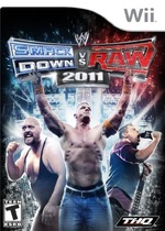WWE SmackDown vs. Raw 2011 Box Art