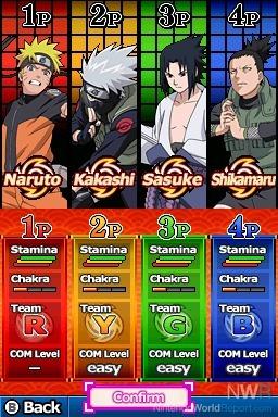 naruto shippuden shinobi rumble
