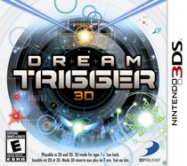 Dream Trigger 3D Box Art
