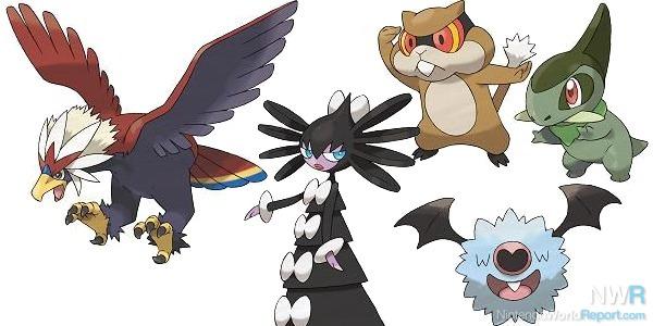 Pokemon Black And White Legendary Pokemons Black And Pokémon White