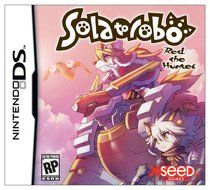 Solatorobo: Red the Hunter Box Art