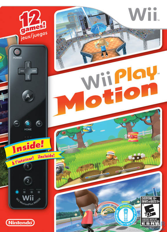 wii play motion european release announced news. Black Bedroom Furniture Sets. Home Design Ideas