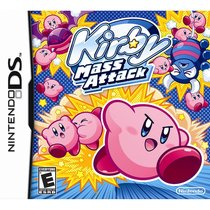 Kirby: Mass Attack Box Art