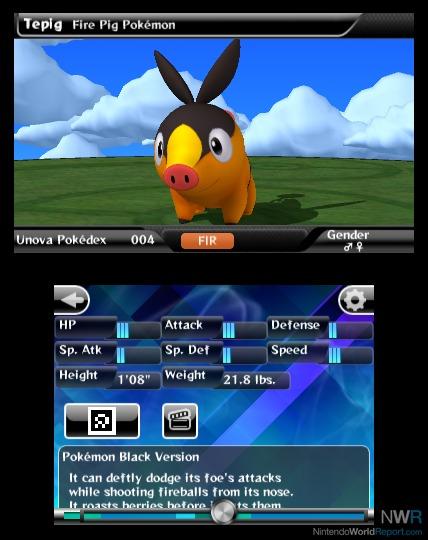 [3DS] Un Pokédex 3D offert avec la màj du 7 Juin 1