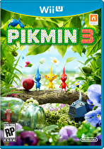 Pikmin 3 Box Art
