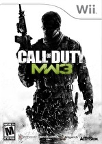 Call of Duty: Modern Warfare 3 Box Art