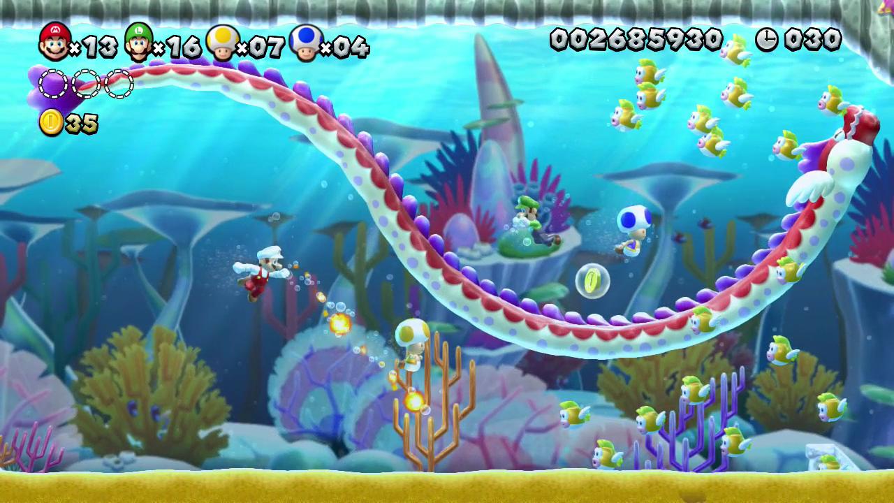 New Super Mario Bros. U - Feature - Nintendo World Report
