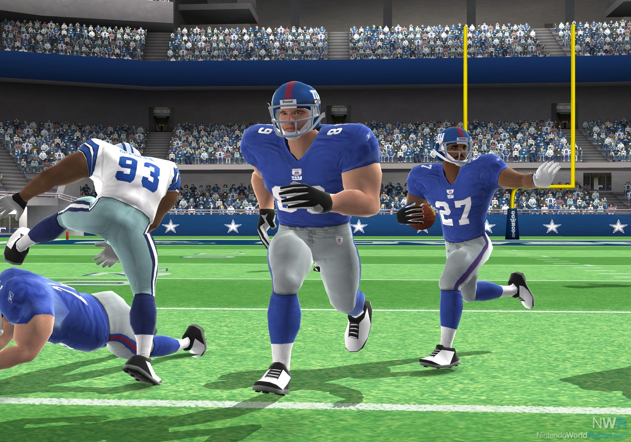 madden nfl 12 review review nintendo world report