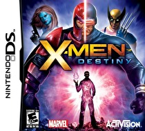 X-Men Destiny Box Art