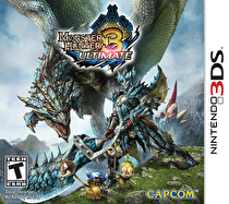 Monster Hunter 3 (tri) G Box Art