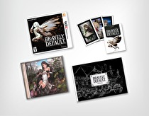 Bravely Default: Where the Fairy Flies Box Art