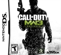 Call of Duty: Modern Warfare 3: Defiance Box Art
