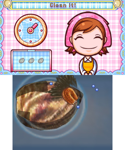 Cooking Mama 4 Kitchen Magic Game Nintendo World Report