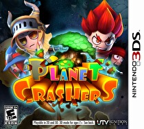 Planet Crashers 3D Box Art