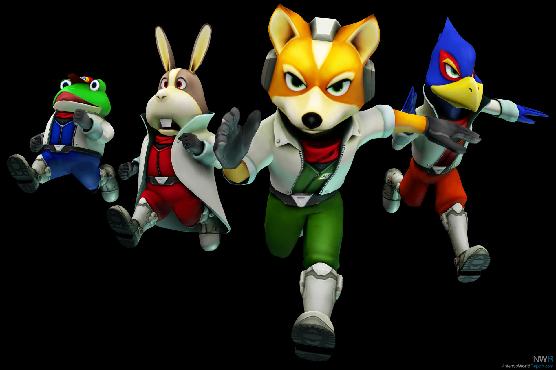 Star Fox 64 3d A Possible Title For 3ds S Korea Release News