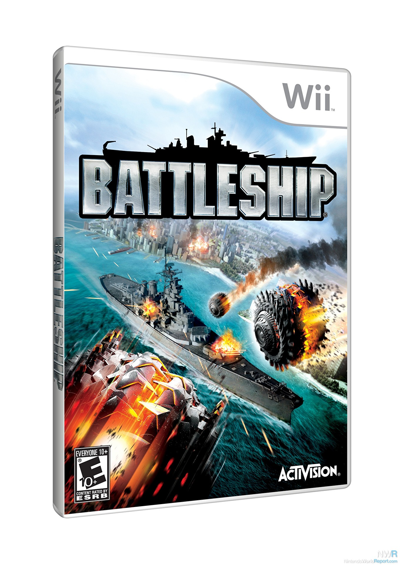 battleship game nintendo world report
