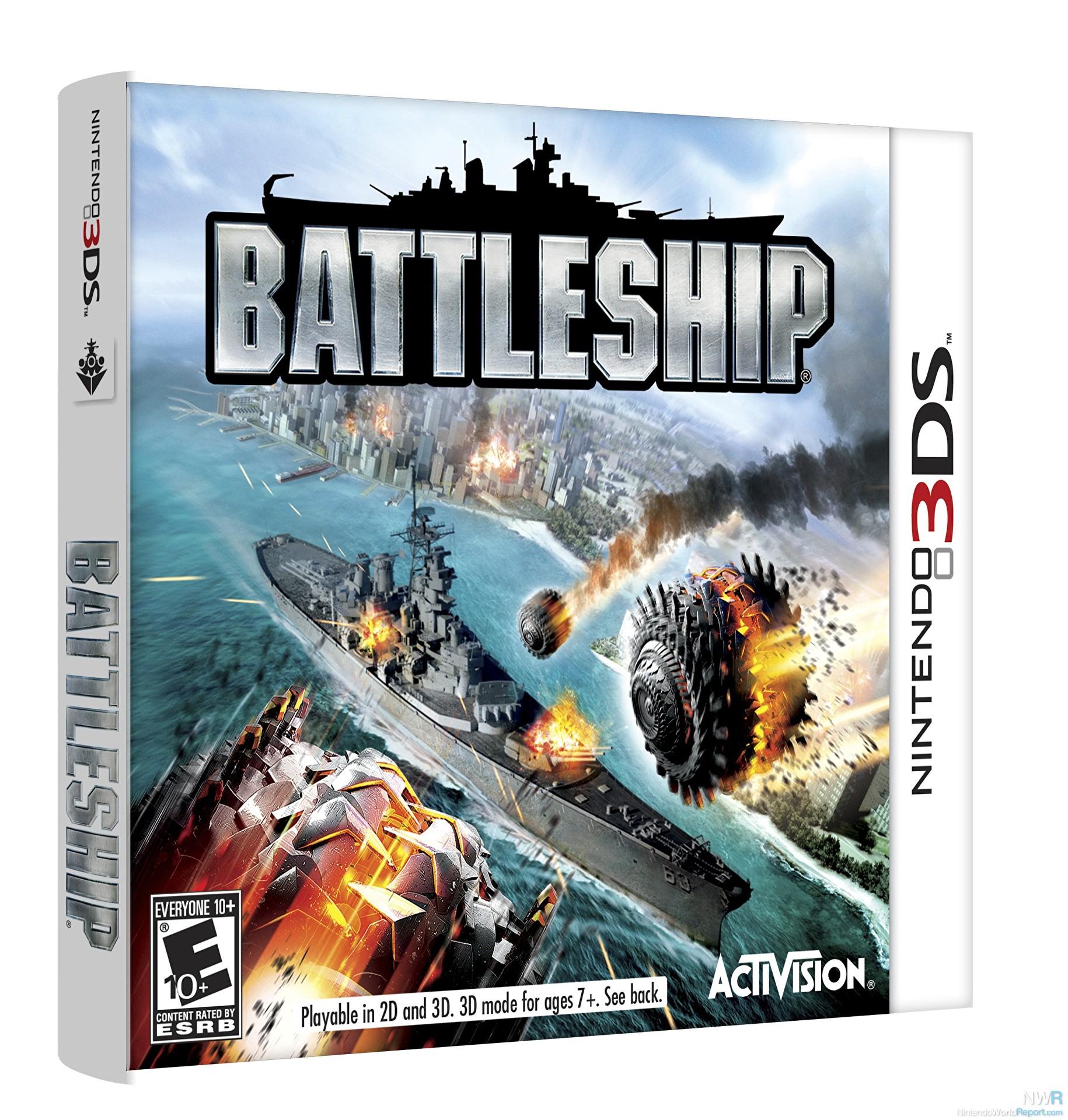 battleship review review nintendo world report