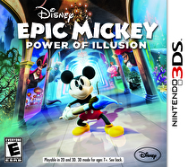 Disney Epic Mickey: Mickey no Fushigi na Bōken Box Art