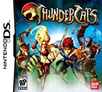 ThunderCats Box Art