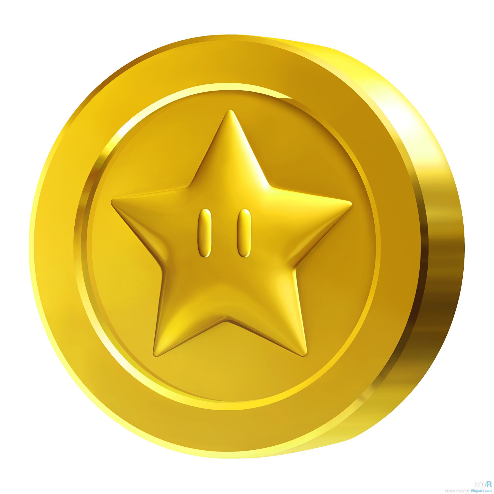 Resultado de imagem para gold coin nintendo