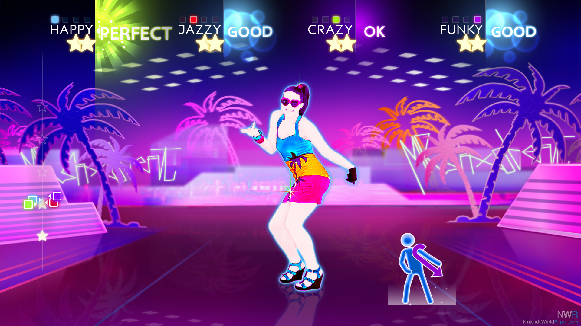 Just Dance Game For Xbox 360 : Just dance 4 game nintendo world report
