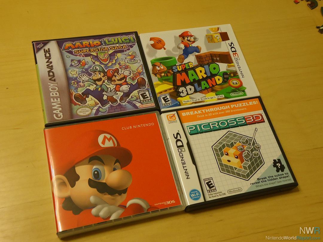 Club Nintendo Reward 18 Game Case Blog Nintendo World