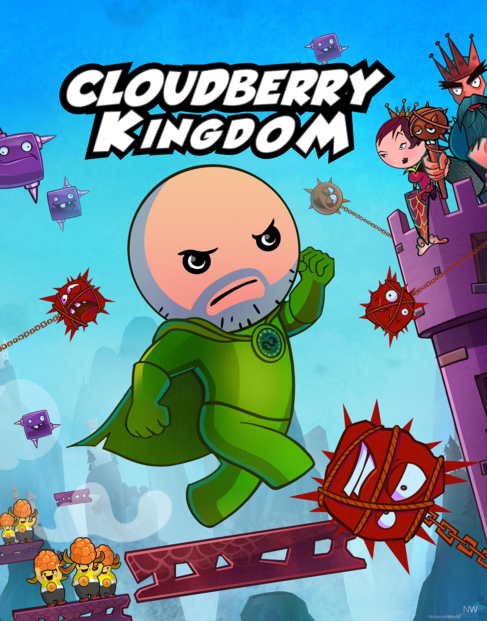 Cloudberry Kingdom (XBLA) Review 1