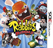 Rabbids Rumble Box Art
