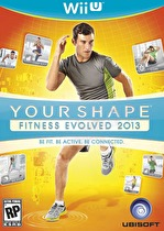 Your Shape: Fitness Evolved 2013 Box Art