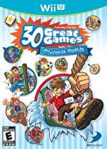 Family Party: 30 Great Games Obstacle Arcade Box Art