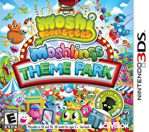 Moshi Monsters Moshlings Theme Park Box Art