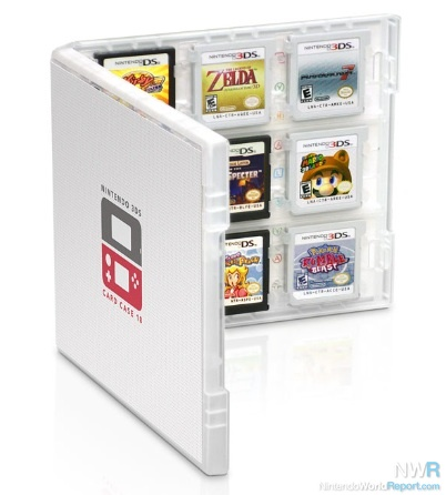Club Nintendo 3ds Game Card