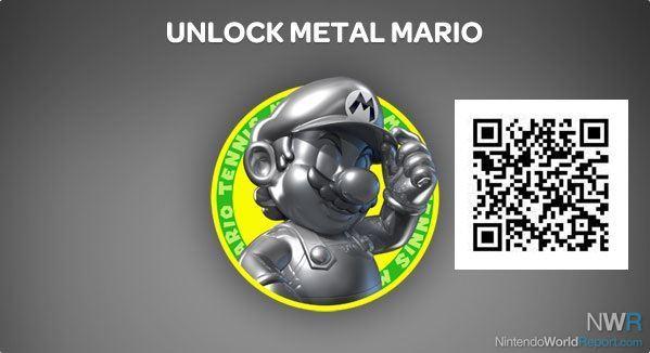 Eshop qr Codes qr Code For Metal Mario in