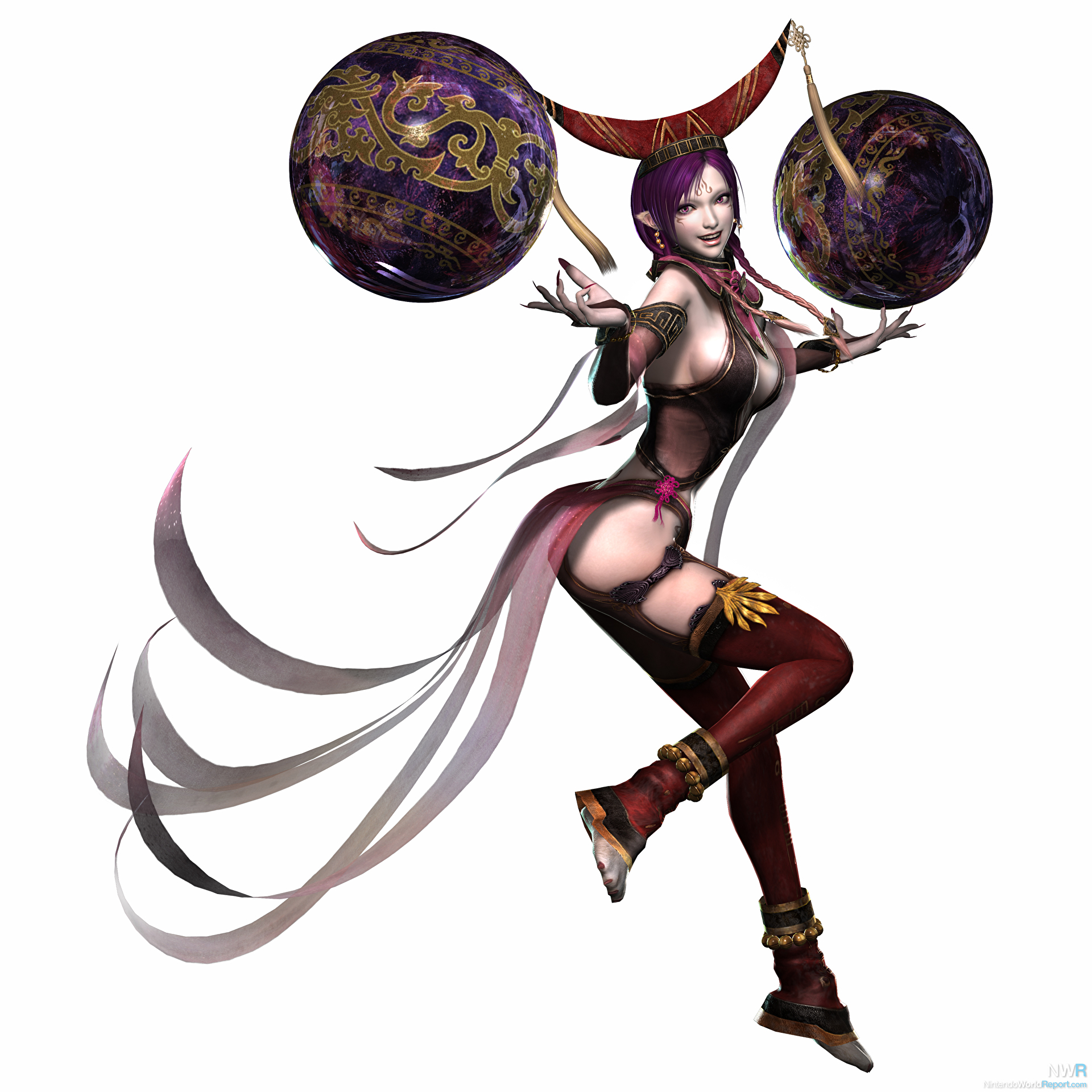 Warriors orochi 3 ultimate da ji hentai erotic image
