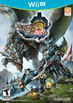 Monster Hunter 3 (tri) G HD Ver. Box Art