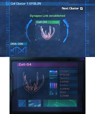 Nano Assault EX - Game